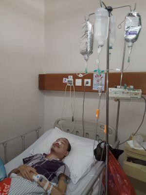 Derita Kanker Stadium 4, Imam Mesjid di Merangin Ini Butuh Bantuan Dermawan