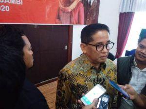 Perdana Ikuti Fit and Proper Test, Bakri: Siap Berpasangan Dengan Kader PDIP