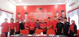 Fachrori Sampaikan Komitmen Siap Gandeng Safrial Jadi Wakil Saat Fit And Proper Test di PDIP