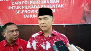 Berbatik Merah Datang ke PDIP, Fasha Sebut Memiliki Visi yang sama dengan Garis Perjuangan PDIP