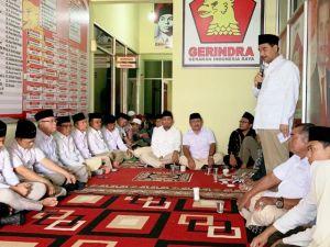 SAH: Gerindra Jambi Akan Siapkan Strategi Jitu Untuk Menangkan Pilkada Serentak