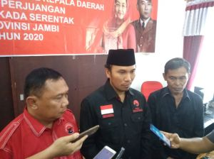 Ramli Taha dan Tigor Sinaga Tak Ikuti Fit and Proper Test PDIP