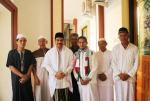 Tausiah Jumat, SAH Berbicara Harmonisasi Islam Dan Pancasila