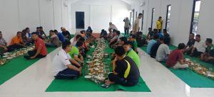 Kodim 0419/Tanjab Gelar Coffee Morning Duduk Bersama Insan Pers Tanjabbar Nikmati 'Nasi Berkat'