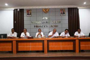 Pelaksanaan Kegiatan TA 2020 Di PUPR Provinsi Jambi Dipercepat