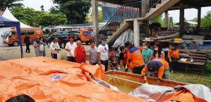 Tim Penangangan Covid-19 Jambi, Siapkan Ribuan Liter Disinfektan Gratis