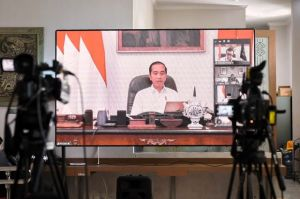 4 Arahan Presiden Jokowi Soal Elektrifikasi