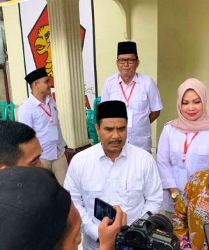 SAH: Sebelum Pilkada Ditunda, Semua Berkas Calon Gubernur Telah Diajukan Ke DPP