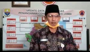 Pasien Asal Bungo PDP Covid-19 Bersama Sopirnya Diisolasi di RSUD Raden Mattaher