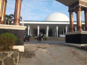 Di Kota Jambi, Jamaah ada yang Putar Balik Karena Masjid Tak Gelar Salat Idul Fitri