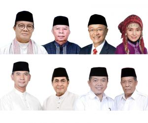 4 Paslon Mengerucut di Pilgub Jambi, Charta Politica: Semua Calon Tidak Ada Kekuatan Yang Menonjol