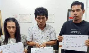 Dari ASN ke Pengedar Sabu, Joko Dkk Akhirnya Dibekuk Ditresnarkoba Polda Jambi