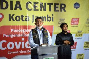 PERINGATAN:  Mulai 7 Juni Warga Kota Jambi Yang Tidak Menggunakan Masker Akan Didenda
