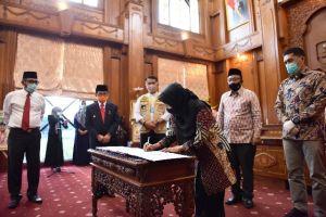 Wali Kota Fasha Inisiasi Pemeriksaan SWAB Dengan Metode PCR Untuk Provinsi Jambi
