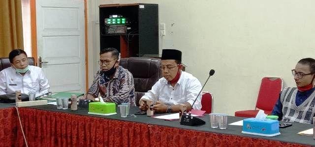 Didatangi DPD RI Pertanyakan Soal Pilkada, Sanusi: Pilkada 9 Desember Keputusan Politik