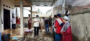 Sampaikan Belasungkawa, Anggota DPR RI HBA Sambangi Rumah Duka Hendri 5000