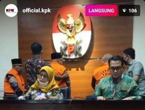 BREAKING NEWS: KPK Resmi Tahan  Parlagutan, Tajuddin Hasan dan Cek Man