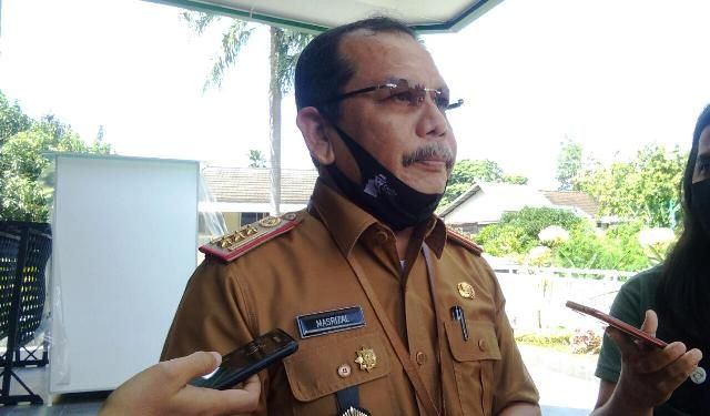 Kepala Dinas Perumahan dan Kawasan Permukiman (Kadis PRKP) Kota Jambi, Masrizal
