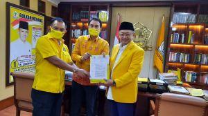 Rekomendasi Pertama Pilgub di Indonesia,  CE-Ratu Resmi Diusung Golkar