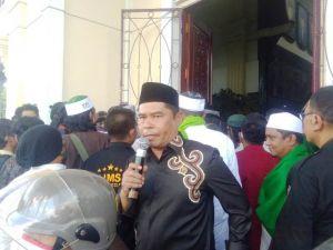 DPRD Provinsi Jambi dan Perwakilan Ormas Tanda Tangani Penolakan RUU HIP