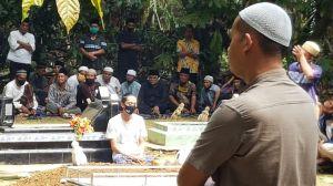 Eks Anggota DPRD Provinsi Jambi di Sekernan Tutup Usia, IW Takziah hingga Antar ke Pemakaman