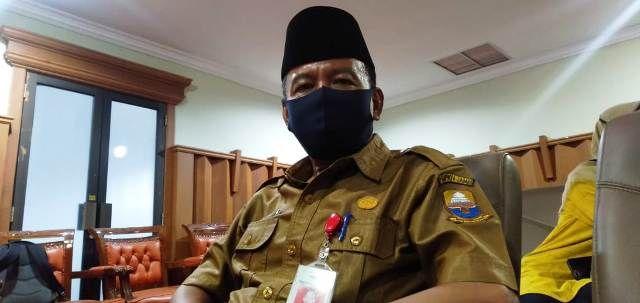Staf Ahli Gubernur Bidang Permasyarakatan SDM Pemprov Jambi Ahmad Bastari