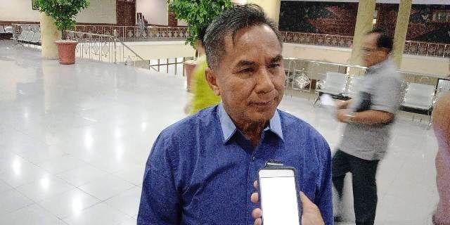 Sekretaris DPW PAN Provinsi Jambi Ahmad Khusaini