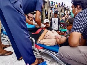 Perempuan Asal Lampung Ini Lahirkan Bayi Laki-laki Dalam Speedboat Menuju Batam