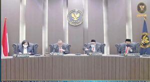 BREAKING NEWS: Musfal, Komisioner KPU Bungo Disanksi Pemberhentian Tetap Oleh DKPP