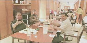 Fasha Bertemu Ketua Gerindra dan PPP Bahas Pilgub Jambi