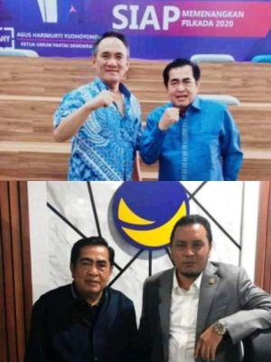 AJB Gencar Galang Dukungan Parpol, Demokrat dan NasDem Jadi Incaran