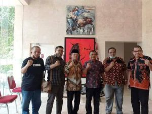 Setelah CE-Ratu Temui Hasto, Giliran Fachrori Temui Tim Bappilu DPP PDIP
