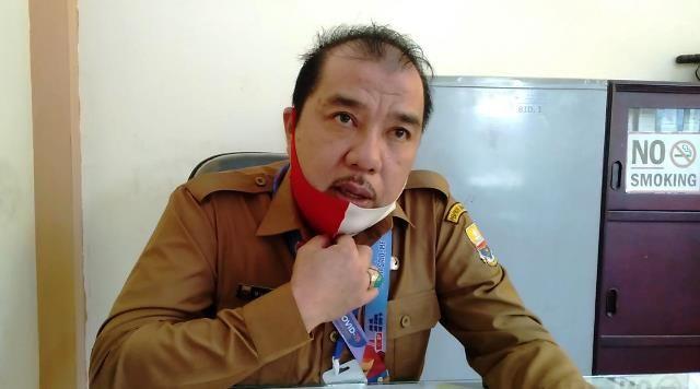 Kepala Badan Kesbangpol Provinsi Jambi Mukti Sa'id