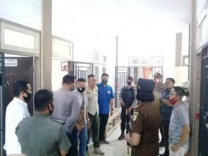 Setelah Kantor Satpol PP, ULP dan Kantor Perizinan Juga Digeledah