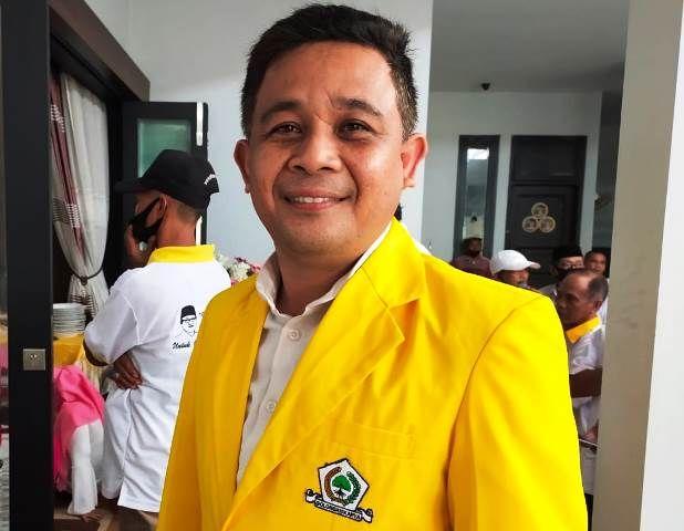 Golkar Provinsi Tunjuk PLT Ketua Golkar Kota, Budi: Itu Menyalahi Aturan, Karena Musda Tak Deadlock