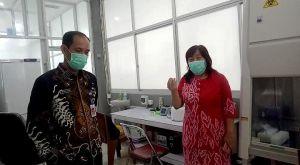 Percepat Swab Test Covid-19, RSUD Raden Mattaher Tambah Alat PCR di Jambi