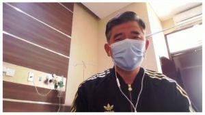 BREAKING NEWS: Fasha Umumkan Positif Covid 19 dan Kini Dirawat di Jakarta