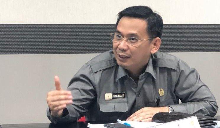 Anggota DPRD Provinsi Jambi Dapil Tanjabbar-Tanjabtim Faisal Riza