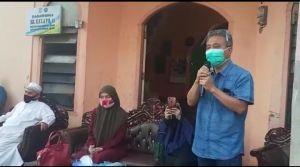 Keluarga Nurdin Turun Gunung, Hazrin Ajak Warga Kampung Manggis Menangkan Ratu Di Pilgub Jambi