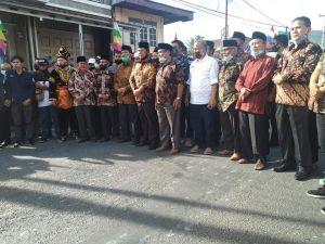 Bismillah...Dari Kampung Halaman, Warga Ikhlas Lepas 'Sang Jenderal' Menuju Jambi Berkah