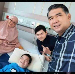BREAKING NEWS: Inna Lillahi Wa Inna Ilaihi Roji'un...Putra Walikota Jambi Fasha Bian Meninggal Dunia