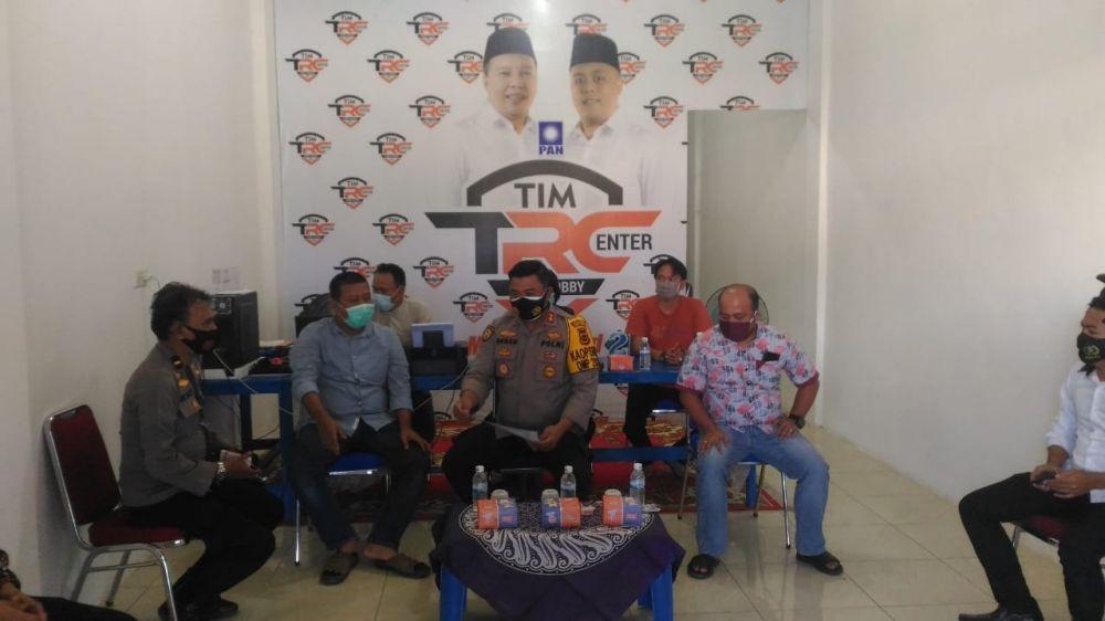 Romi Instruksikan Tim, Relawan dan Simpatisan Patuhi Maklumat Kapolri