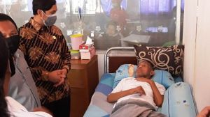 BREAKING NEWS: Mantan Bupati Muaro Jambi Asad Syam Meninggal Dunia