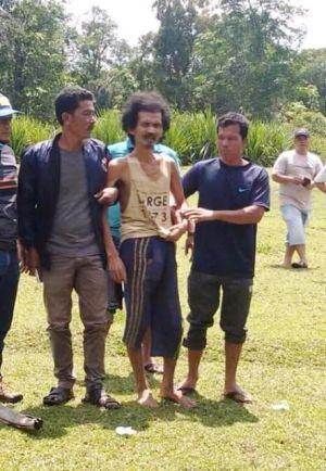 4 Hari Buron, Zid Pelaku Pembacokan Berhasil Diringkus Polisi