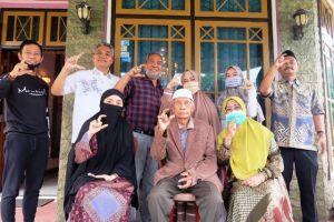 Sesepuh Bugis di Jambi H Arminal Berikan Dukungan ke CE-Ratu