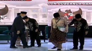 Debat Kandidat Ditutup, Al Haris Cium Tangan Lalu Gandeng Fachrori Turun Panggung