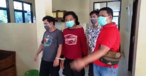 Tiga Pengedar Narkoba Diciduk Polres Muaro Jambi, Sabu Diduga dari Napi di Lapas Jambi