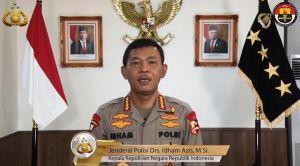 Jendral Pol Idham Aziz Dorong Humas Polri Jadi Sumber Informasi Cepat Terpercaya