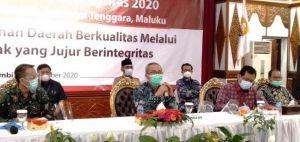 KPK Terima Laporan Ada Foto Petahana di Bansos Covid-19, Alex : Jangan Setelah Fakta Integritas OTT