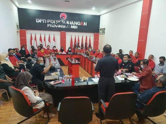 Jangan Lengah, Menangkan CE-Ratu,Ketua DPP PDIP Nusyirwan: Kita Sudah Unggul, Tinggal Menjaga
